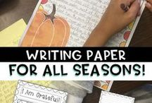 ELA 3rd- 5th Grades / Ideas and inspiration for teaching 4th grade writing and reading. Including writing activities and reading comprehension activities.