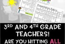 SOCIAL STUDIES 3rd-5th Grade / Ideas for teaching Social Studies. Projects, anchor charts, blog posts and more.