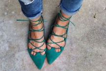 Trend: pointed shoes