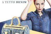 Denim Love / Total look denim e accessori