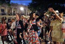 Chanel cruise fashion show in Cuba