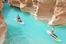 SUP / Stand up Paddle Boarding