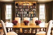 dining - library / by Carin Talucci