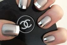 c h i c: nails / clever painted nails