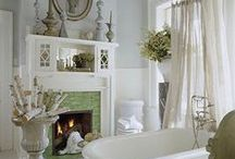 r o o m:  bathe | toilette / Where one washes and bathes and attends to one's own needs