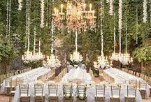 d e c o r: chandys | sconces / Chandeliers and anything that gives sparkly light