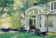 r o o m: conservatories