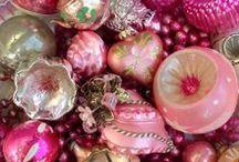 Christmas: pink