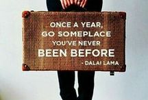 traVel: yet to see ✈ / Before I get too old I'd like to experience these places
