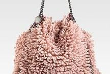 ♥ Bags ♥ croched knit