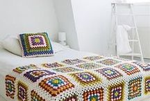 #crochet / patterns bedspreads and blankets