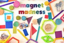 Play :: Magnets / by Claire Halbert