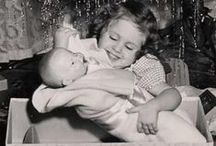 Christmas: retro | antique | naive / Memories of Christmas past