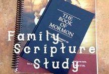 Family Home Evening / Ideas for spending time with your kids to help them grow spiritually.