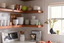 Tiny Kitchen / by Beth Steinbach
