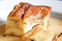 {Bread Pudding}