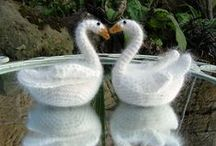Wedding Ideas - Knit & Crochet DIY