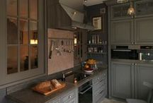 Grey Interiors | Серые интерьеры