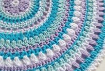 Knit & Crochet for the Home