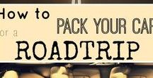 Fun Family Road Trips - Tips from an Organizer