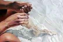 Acrylic, Gouache and Oil / Paintings