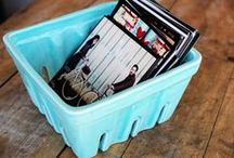 ideas / ideas of all kinds here: handy tricks & tips to make life easier. cute gifts. DIY.
