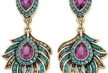 EARRINGS / All kind of earrings, something I loved to wear