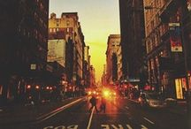 New York I Love You But You're Bringing Me Down / by Annabelle Abouab