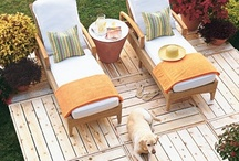 Outdoor Living and Gardening  / Extending living space outdoors