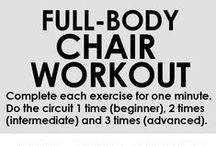 Workout : Stairs/Chair