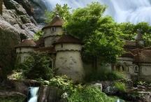 Beautiful Places... / by Ran ard O San CH ez