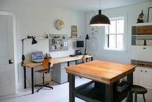 06. work / desks. ideas. organizing.
