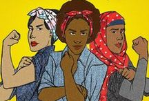 feminism / by Laura Mohn