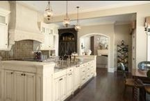 Kitchen Decor Ideas / Kitchen decor and renovation ideas when it's time to update our kitchen.