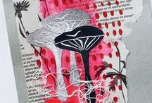 42. journal / Art journal. Visual journal. Smash books. / by kissinia bluebirdie