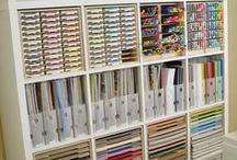 Organizing Ideas / How to get organized - tools, tips and tricks and organizing printables.