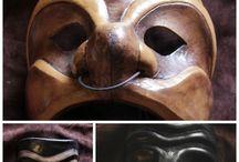 Masks and Headgear