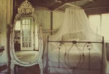 Dreamy Bedrooms / by Trish Ritzer