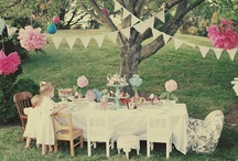 Party Ideas / by Trish Ritzer