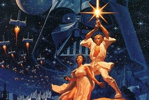 Star Wars - Brothers Hildebrandt / by Harold A. Cowx