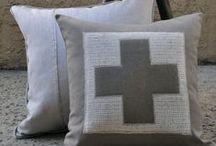 10. cushion / ideas. tutorials.