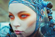 Makeup and Prosthetics
