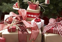 Christmas / Everything about Christmas presents, packaging and decor