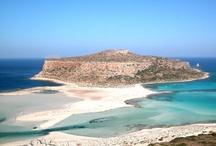 Kreta / Het veelzijdige Kreta in beeld met het schitterende strand van Balos en de binnenlanden van Lassithi. Hoogtepunten van het Griekse eiland Kreta als inspiratie en voor de goede vakantieherinneringen.