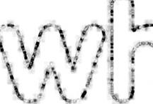 ✚ WIT ✚  / moodboard white / by ✚ Conny Meijer ✚