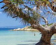 Griekenland stranden