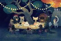 Woodland! / by Blue Eyed Night Owl