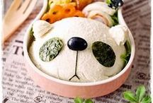 Bento! / by Blue Eyed Night Owl