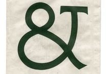 43. ampersand / Different visualization of the ampersand. / by kissinia bluebirdie