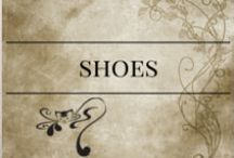 Shoes / Did you know it's impossible to have too many pairs of cute shoes? True story.